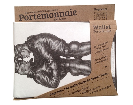 Tom of Finland:Papercut Wallet