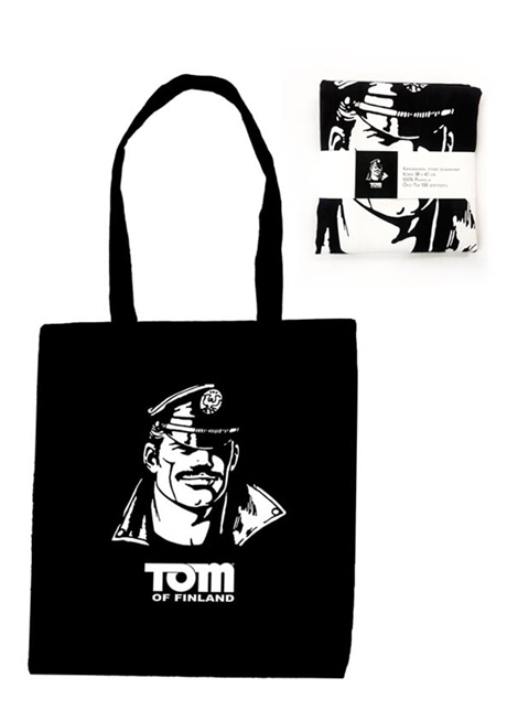 Tom of Finland:Tote Bag