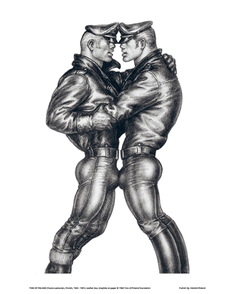 Tom of Finland: Mini Print#13