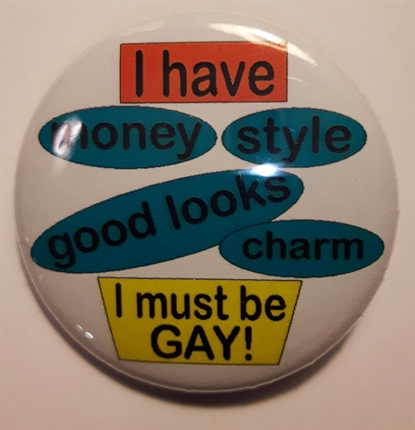 Button 32mm: I Have Money, Style