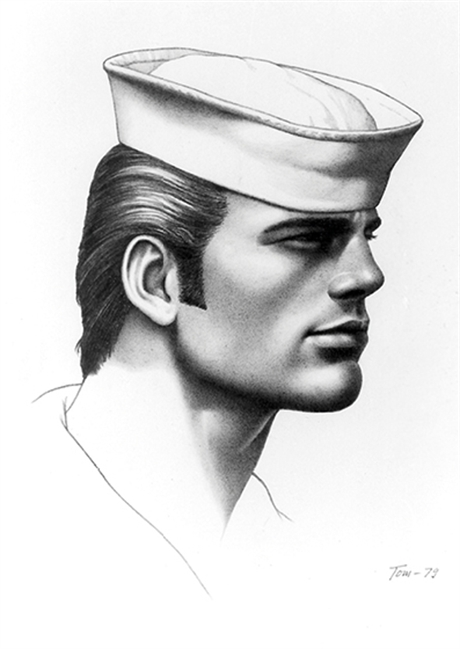 Tom of Finland:Postcard#11