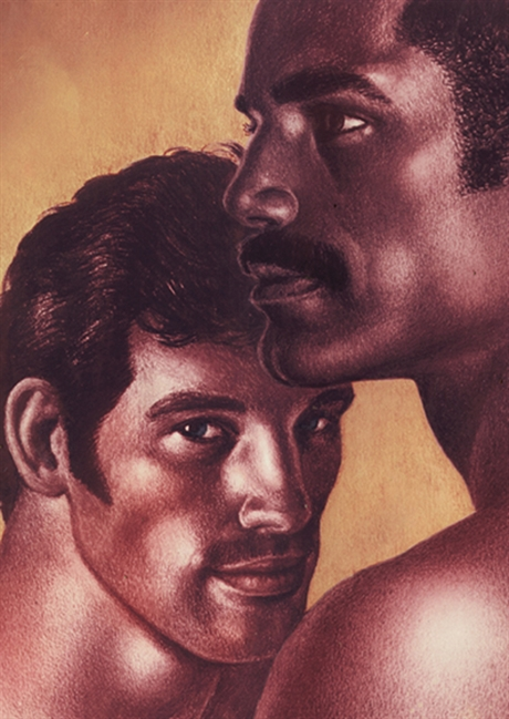 Tom of Finland:Postcard#13