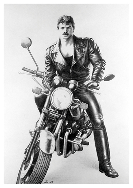 Tom of Finland:Postcard#15