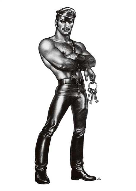 Tom of Finland:Postcard#35