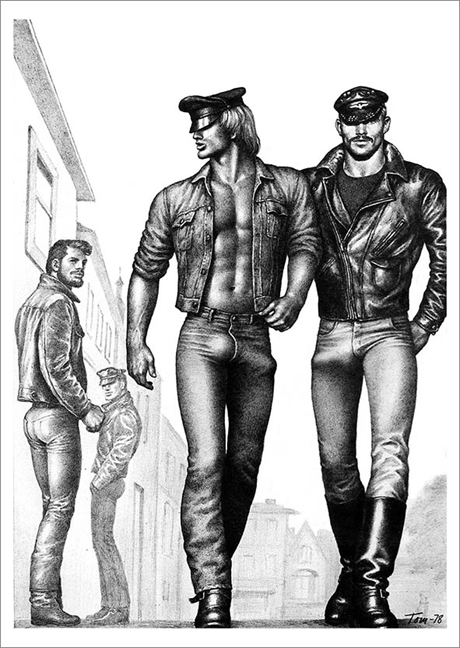 Tom of Finland:Postcard#41
