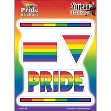 Pride Stickers pack # 2