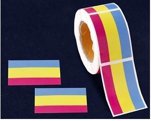 Pansexual Stickers mini