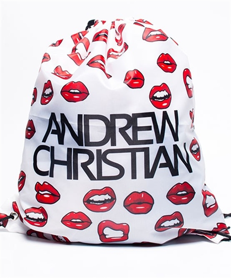 Andrew Christian: Kiss Me Backpack