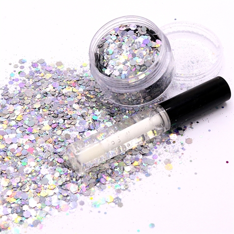 NP Glitter Glue Gel
