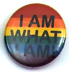 Button 32mm: I Am What I Am