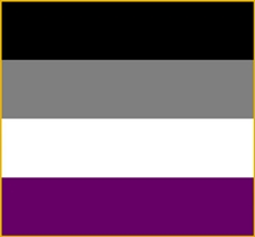 Pin: Asexual Pride