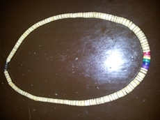 Necklace Puka Pride