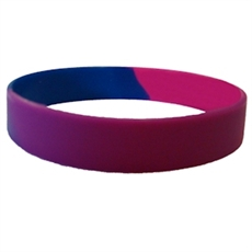 Bisexual Silicone Bracelet