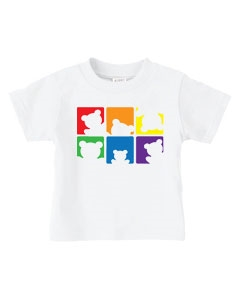Rainbow Bears Toddler (før kr 279,-)