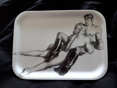 Tom of Finland: Gays Tray black