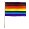 Philadelphia People Of Color Inclusive Handhold Flag