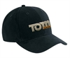 Tom of Finland: Logo Embroidered Cap Black