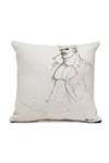 Tom of Finland: Cushion covers of gobelin